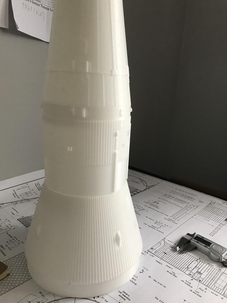 Saturn V S-IVB Stage
